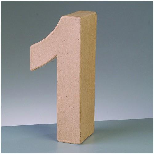 Número cartón 1