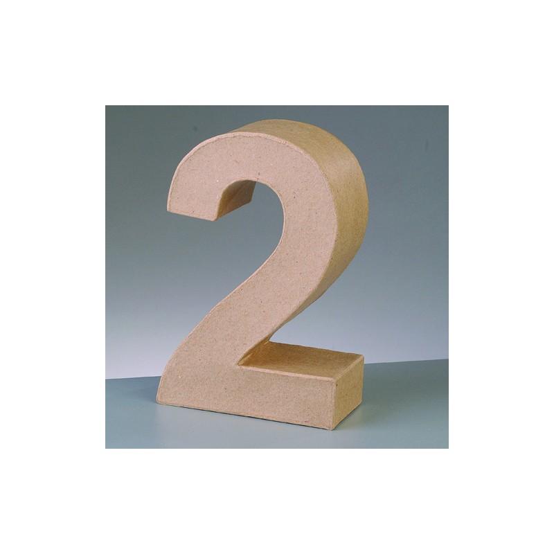 Número cartón 2