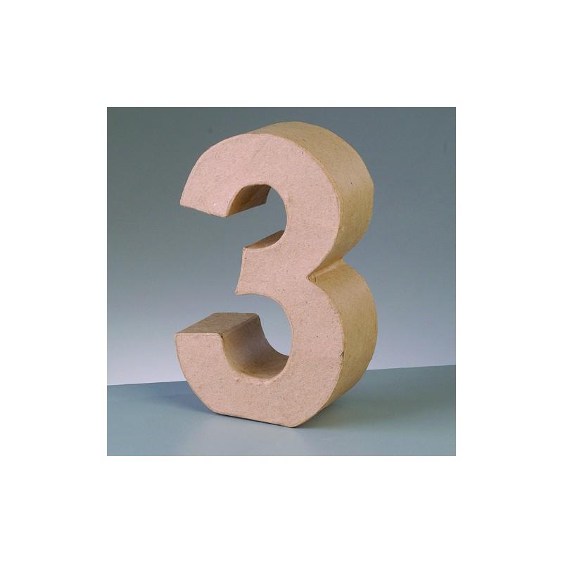 Número cartón 3