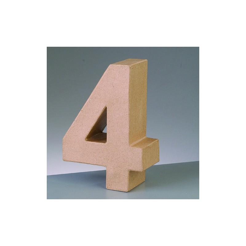 Número cartón 4
