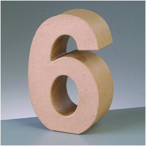 Número cartón 6