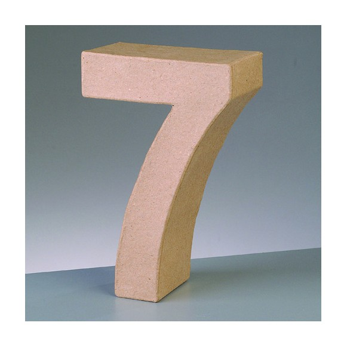Número cartón 7