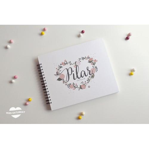Álbum personalizado Pilar