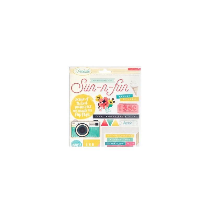 Pegatinas Sun-n-Fun