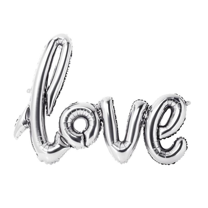 Globo Love plata