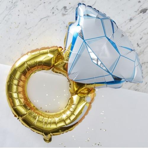 Globo grande Diamante