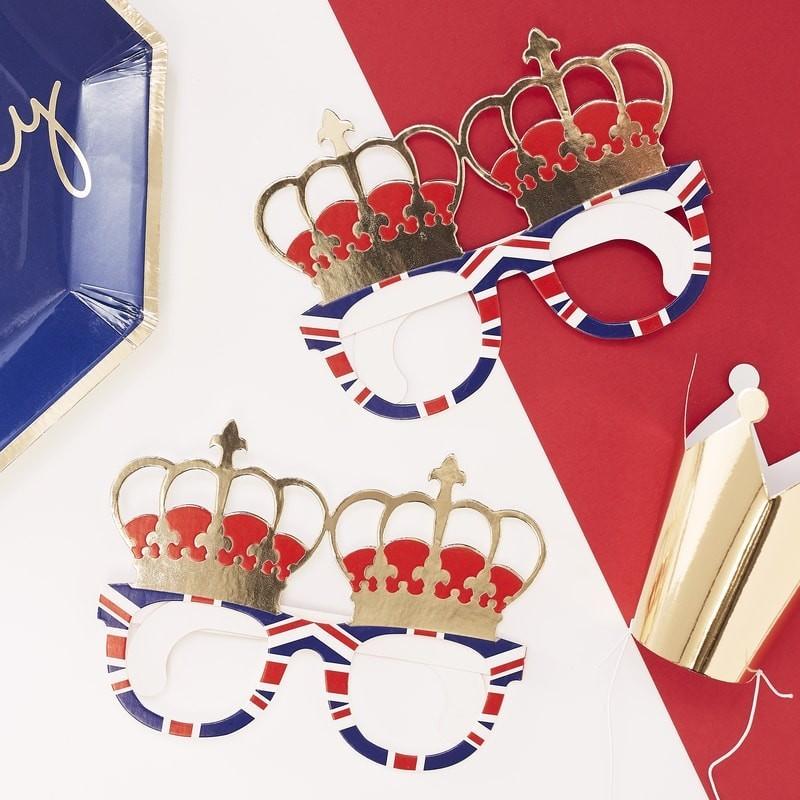 8 Gafas Royalty
