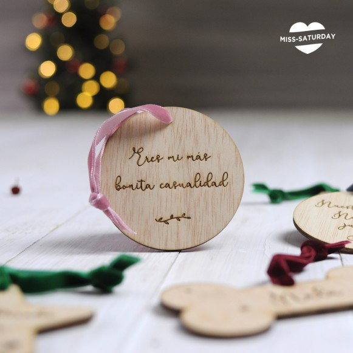 Bola Navidad - Mi más bonita casualidad