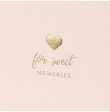 Álbum de firmas Sweet Memories