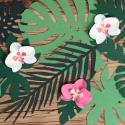 6 Orquideas de papel