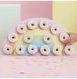 Pared de donuts Arco Iris