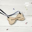 collar perro boda