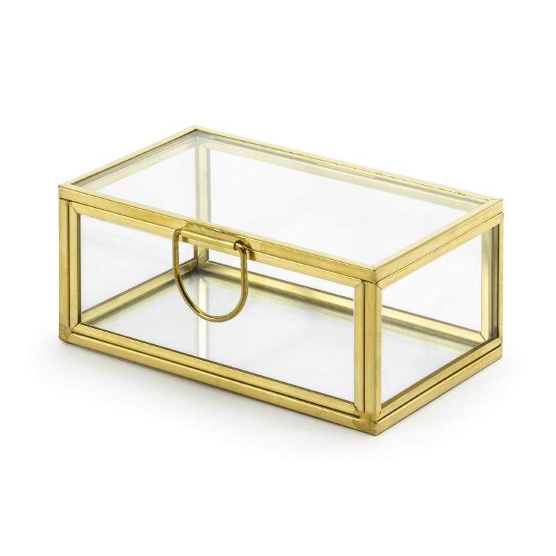 Caja porta alianzas personalizada