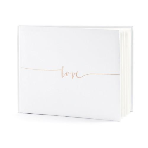 Álbum de firmas Love