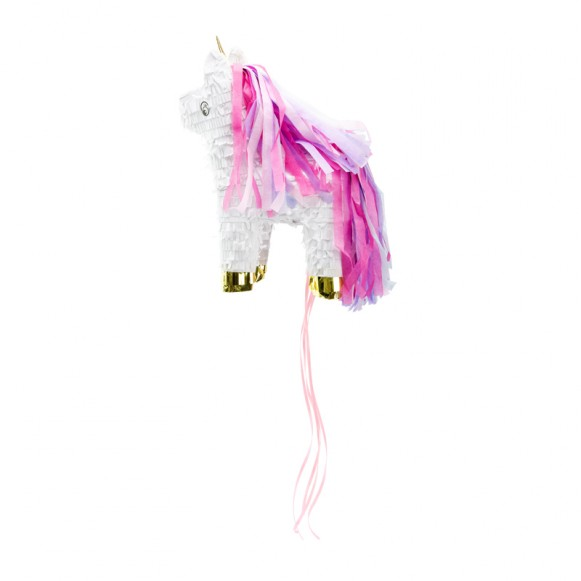 Mini piñata Unicornio