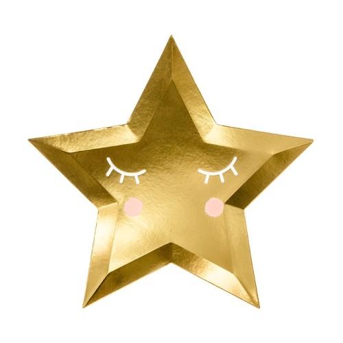 6 Platos Estrella