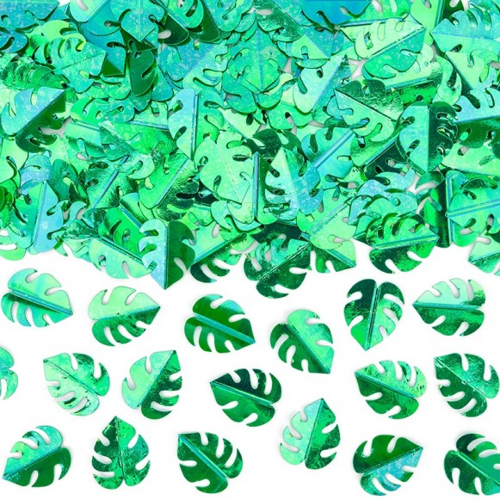Confetis costilla de Adán verde