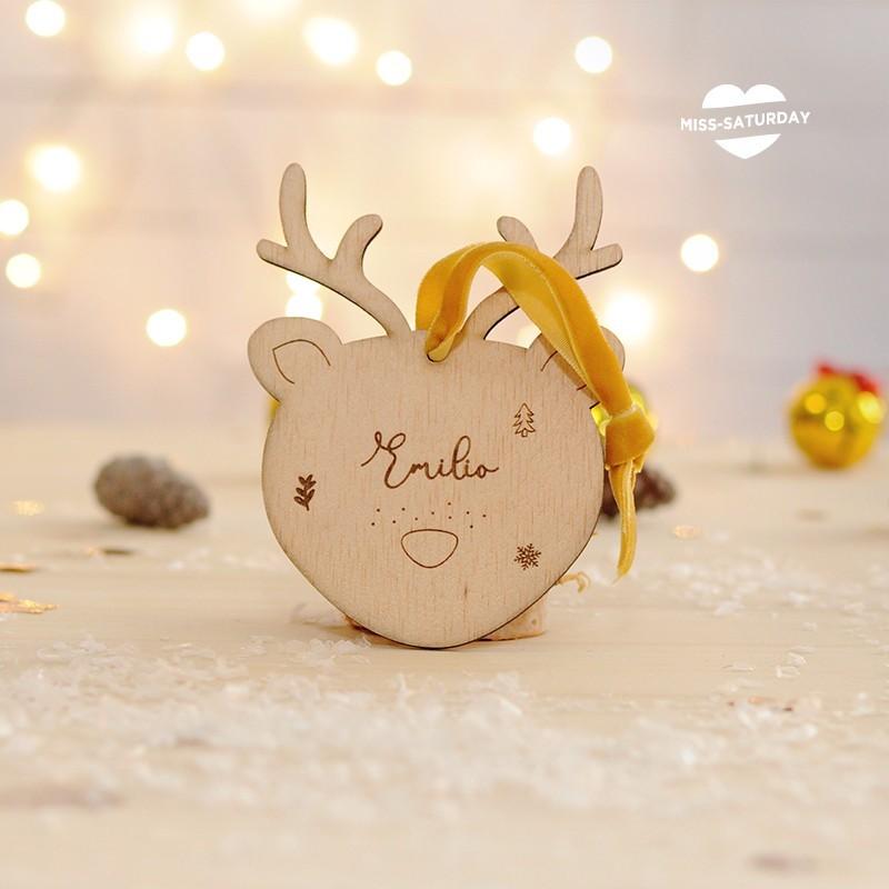 Bola Navidad - Osito