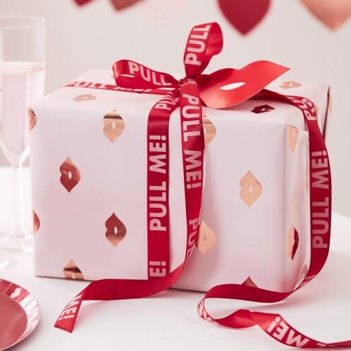Kit de envoltorio regalo