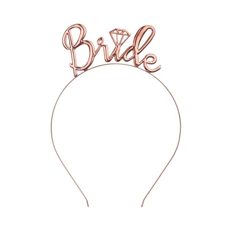 Diadema Bride con velo