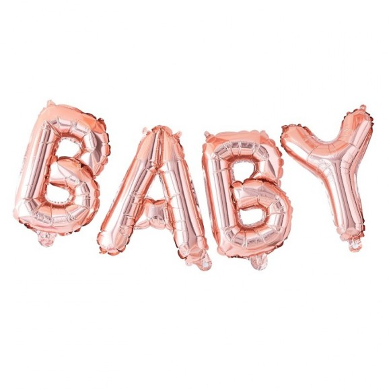 Globos Baby