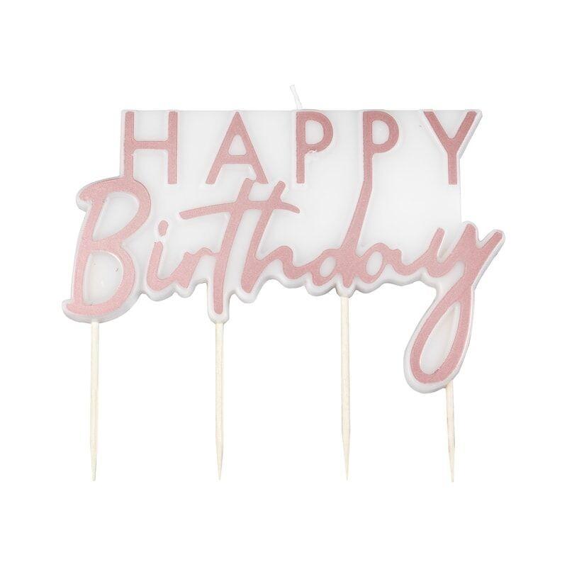 Topper personalizado cumpleaños