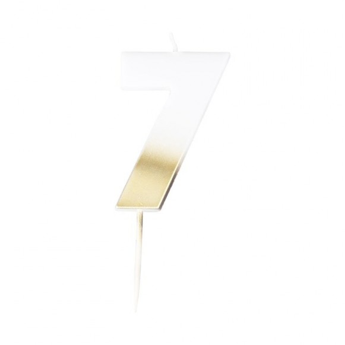 Vela dorada 7