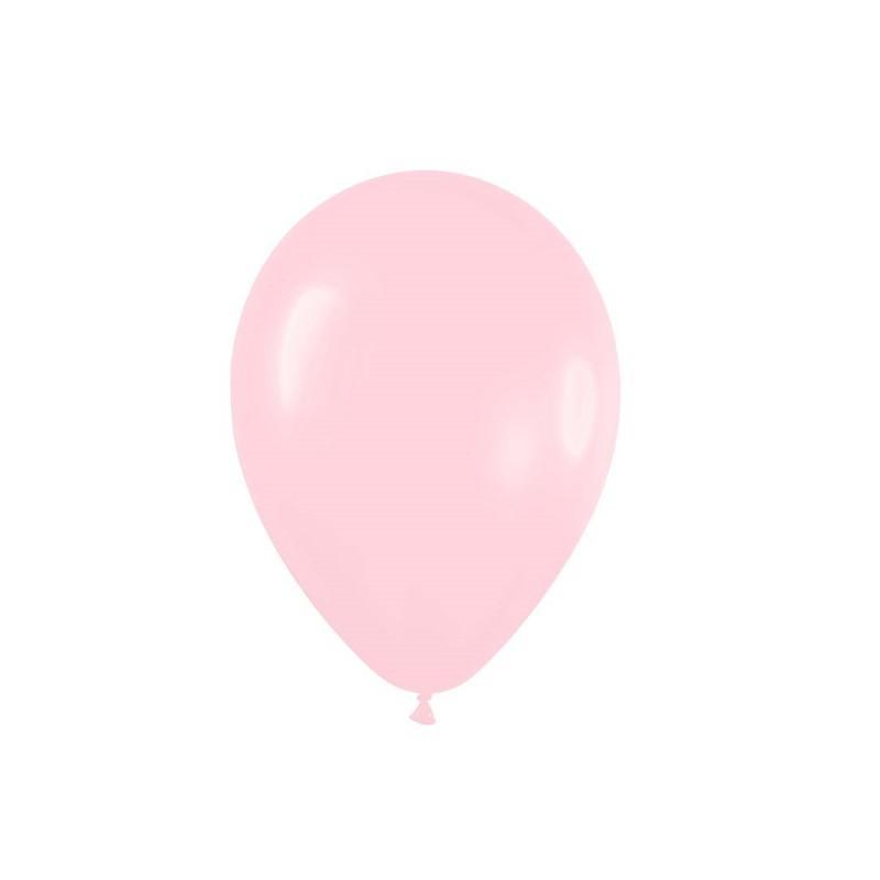 globo rosa bebe