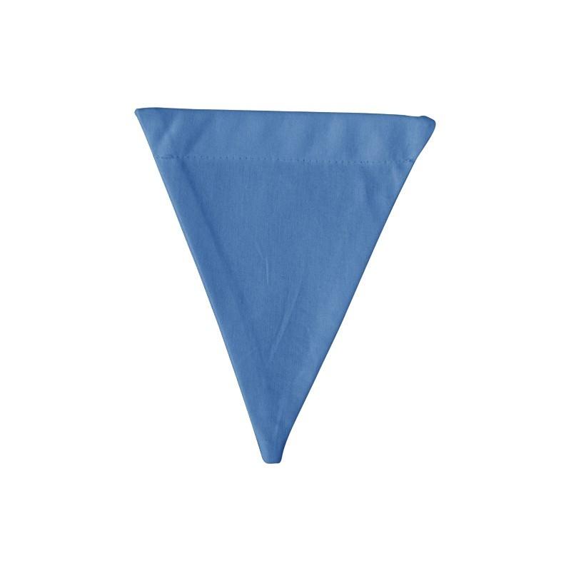 Banderín de tela Azur