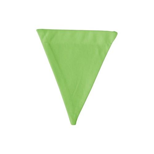 Banderín de tela Pistache