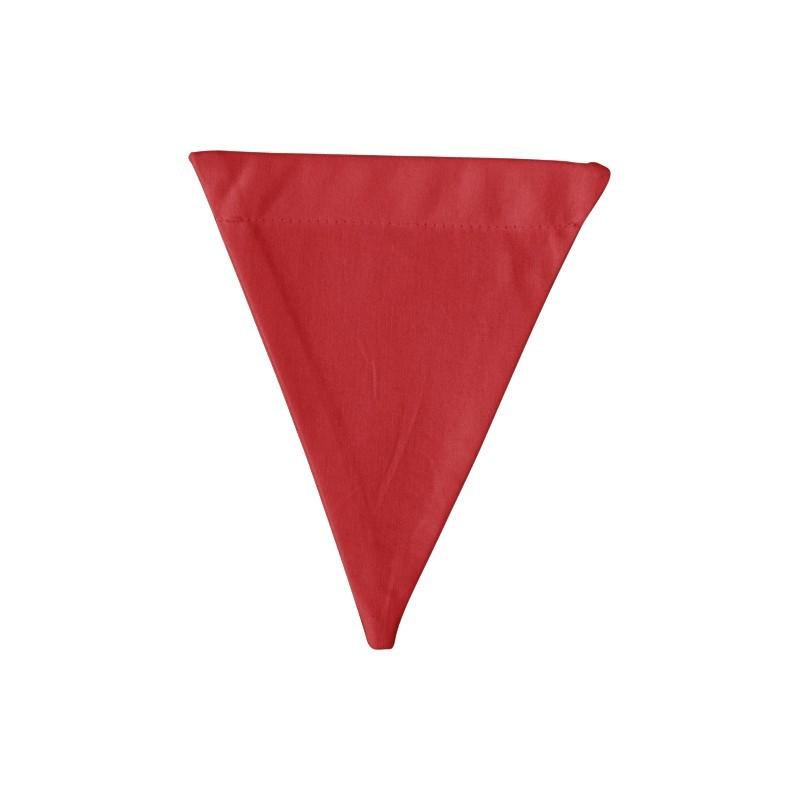 Banderín de tela Cerise