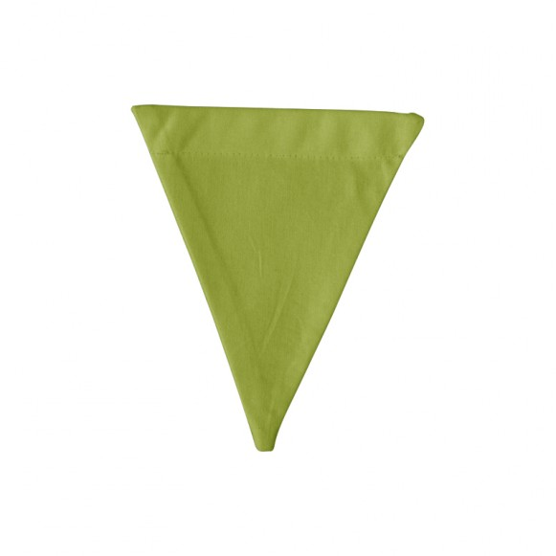 Banderín de tela Mousse