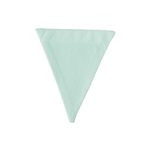 Banderín de tela Jade