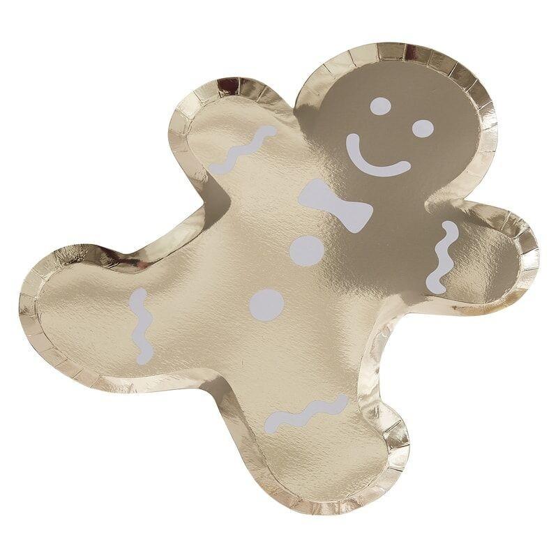 Platos Gingerbread