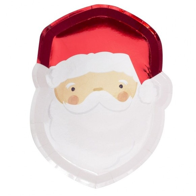 Platos Papá Noel