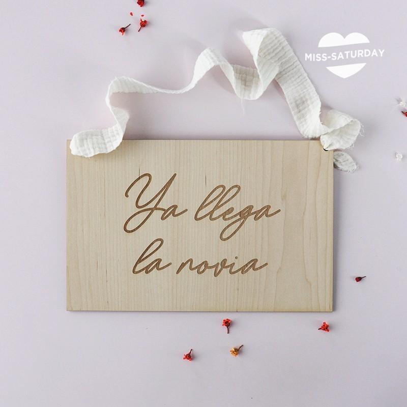 Cartel Ya llega la novia Cléo