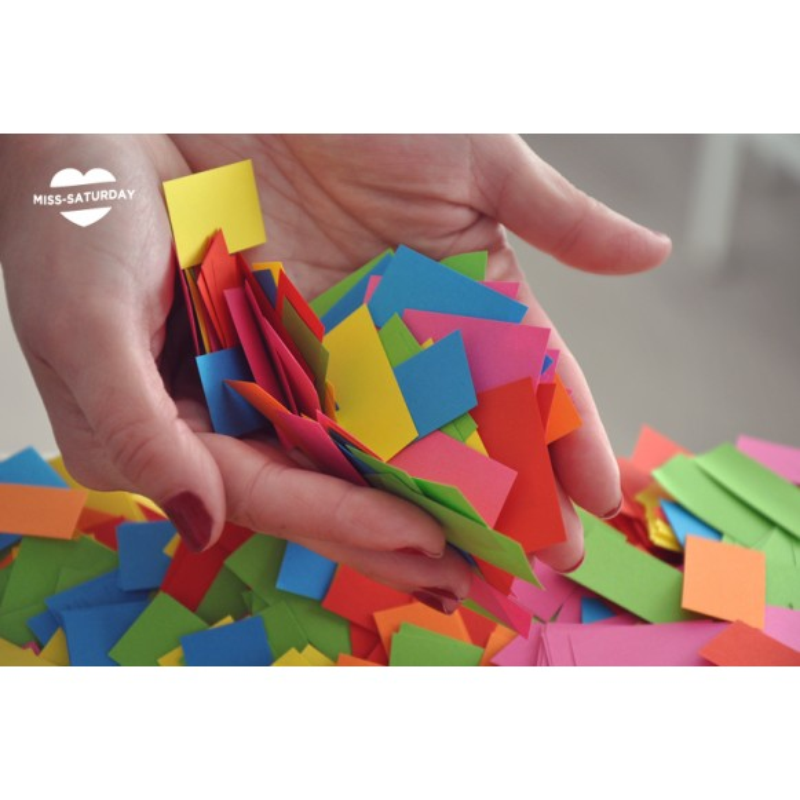 Confeti box Mix