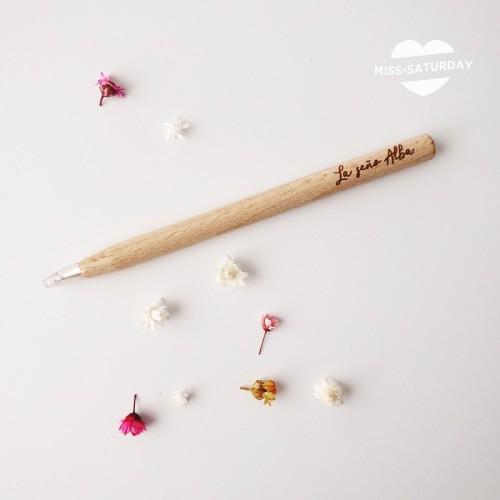 Bolígrafo personalizado La seño