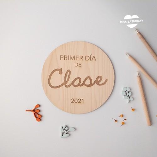 Placa Clase