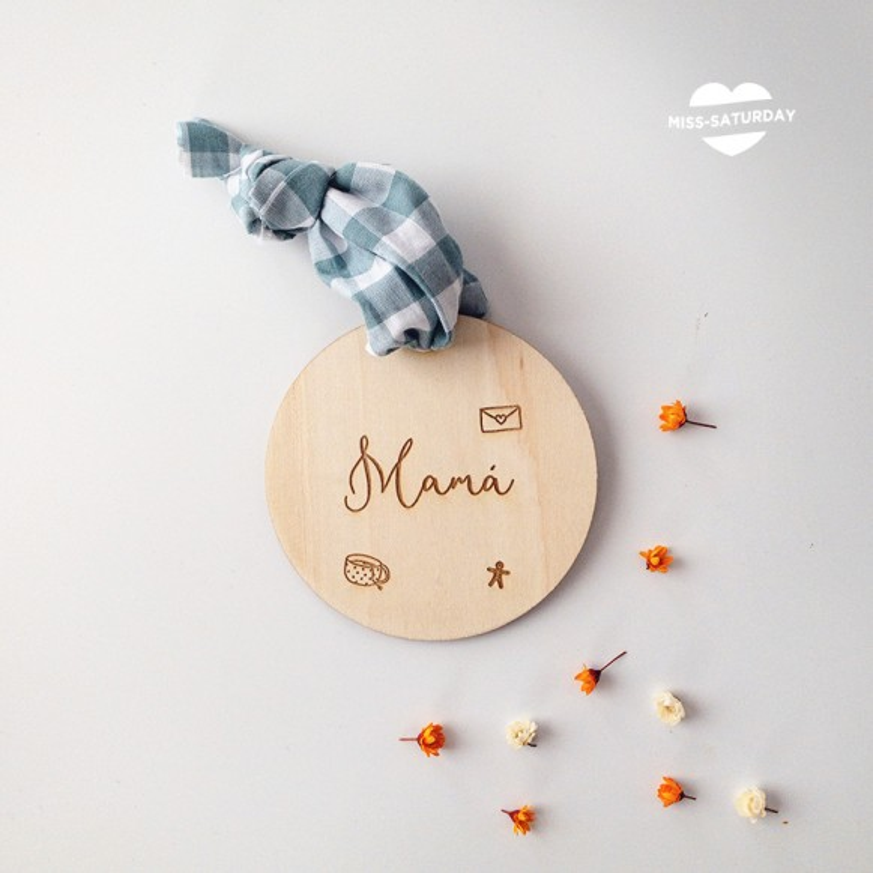 Bola Navidad - Mamá