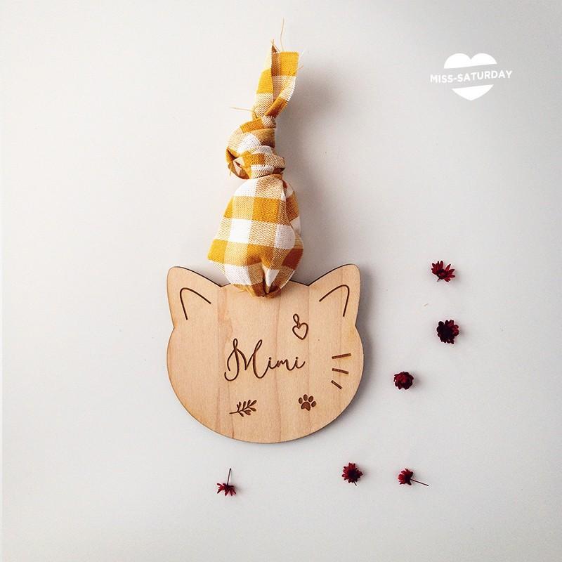 Bola Navidad - Gato