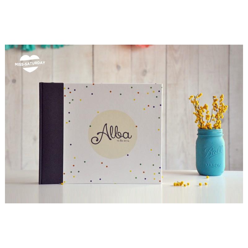 Libro personalizado Alba