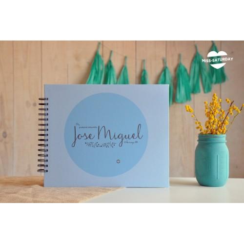 Álbum personalizado Josemi