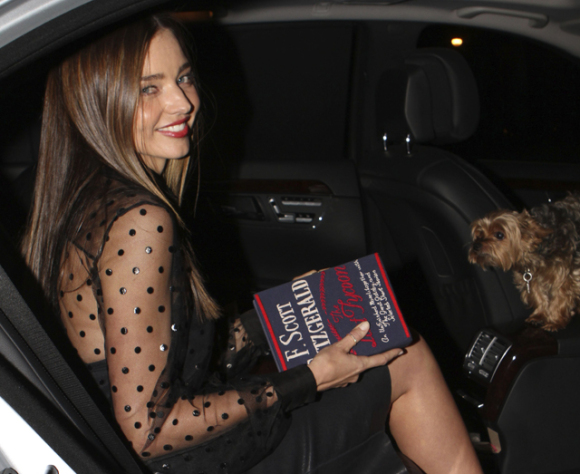 miranda-kerr-olympia-le-tan-book-clutch-f-scott-fitzgerald-the-last-tycoon