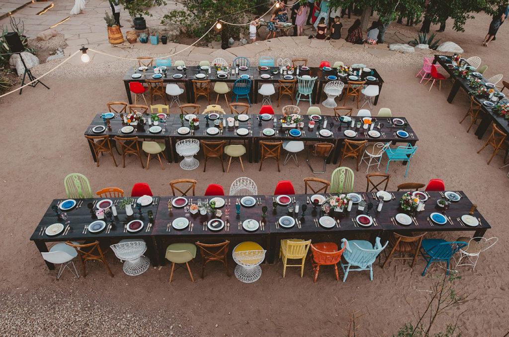 banquete original