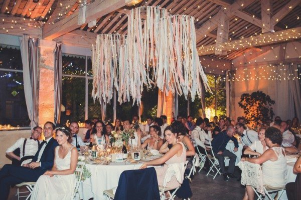 decorar salon boda