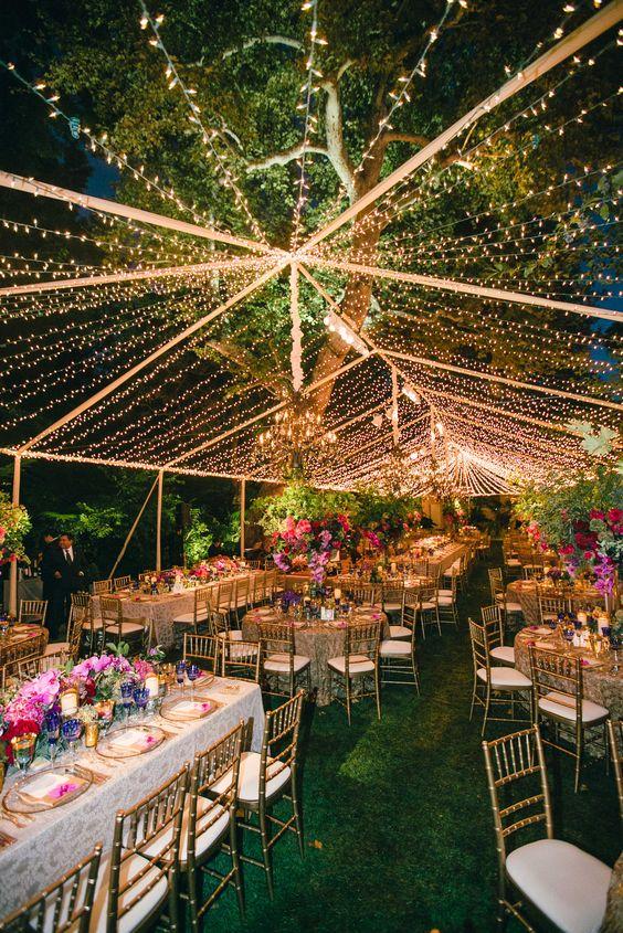 carpa boda aire libre