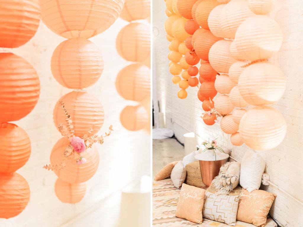 decorar sala banquete