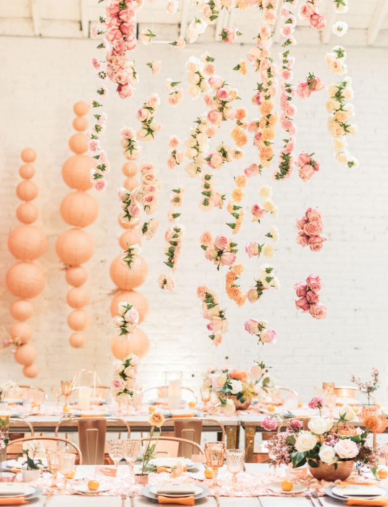 decorar banquete