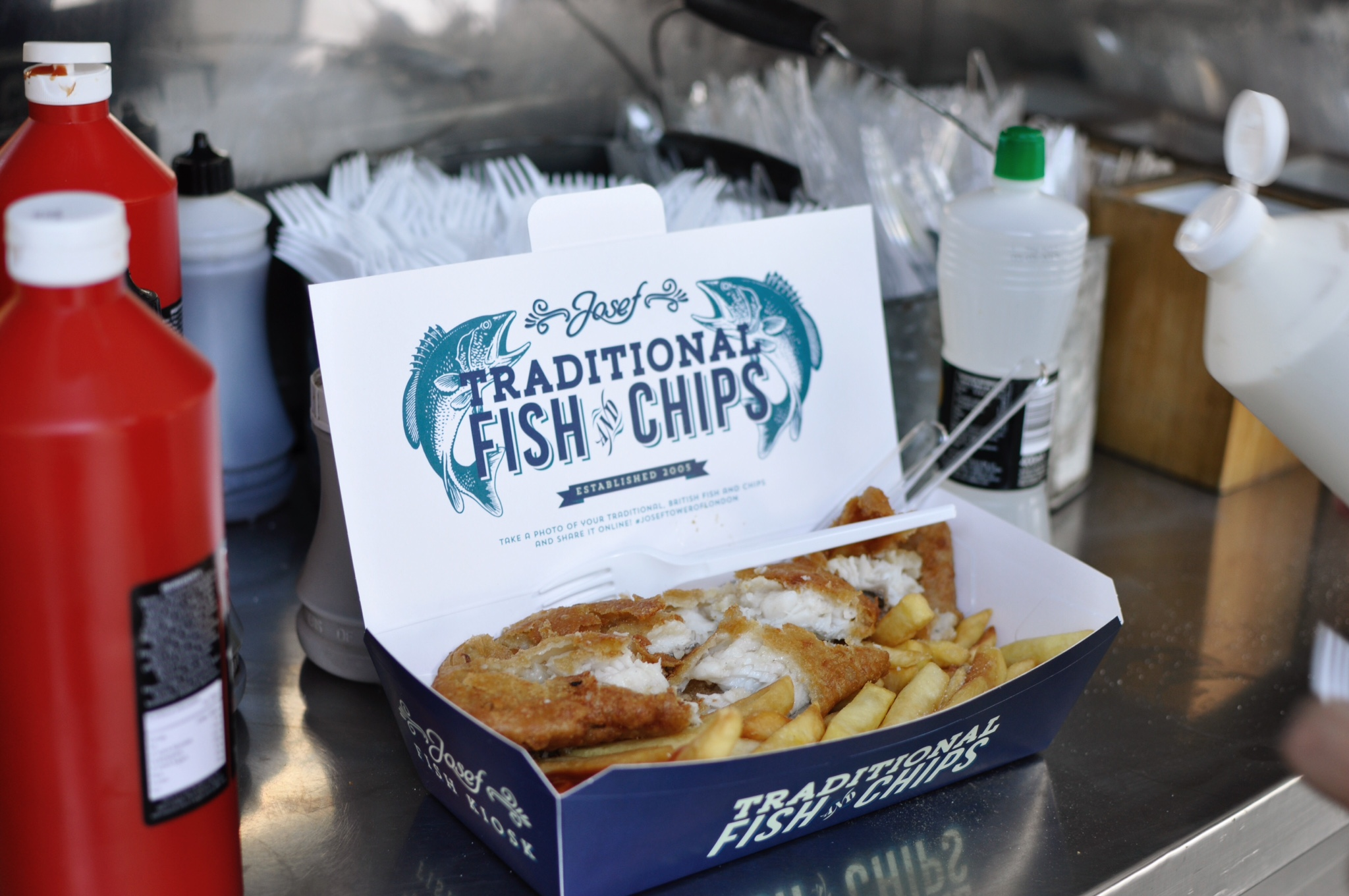 londres fish and chips miss saturday